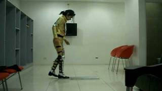 michael jackson lean trick  this is it  Me on Bito