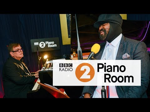 Gregory Porter - Just The Way You Are (Bruno Mars cover - Radio 2's Piano Room)