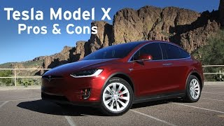 Tesla Model X - Pros & Cons - Driving Review - Everyday Driver
