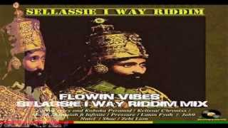 Tarrus Riley & Kabaka Pyramid - Fly Di Gate - Selassie I Way - Israel Records - July 2013