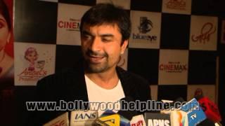 Ajaz Khan At Special Screening Of Marathi Film Jaaniva (Part-2)