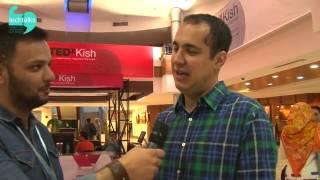 Pre-TEDx interview with Kaveh Madani, Kish, Iran