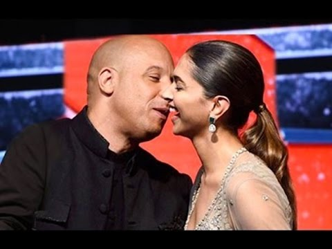 Xxx Mp4 Vin Diesel Kisses Deepika Padukone At Xander Cage Press Conference 3gp Sex