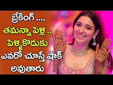 Breaking News : Actress Tamanna Marriage Latest News | Tamanna Bhatia Wedding | YOYO Cine Talkies