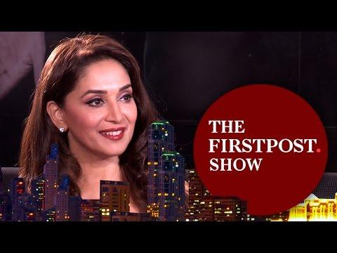 Xxx Mp4 Madhuri Dixit On The Firstpost Show With Renil Abraham 3gp Sex