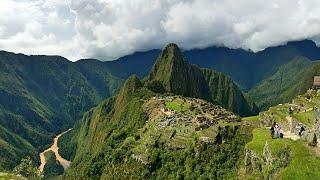 Machu Picchu (4K) - 7 New Wonders of the World