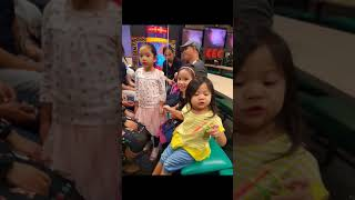Hera's 5th Birthday Party in Chuckecheeses! Part 2