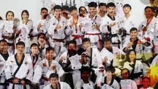 Tang Soo Do Sarawak Champion 2018!