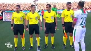 MCA x USMA Tifo   03/04تيفو مباراة مولودية الجزائر و اتحاد الجزائر 2017