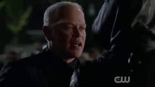 Arrow | Season 4 Finale | Oliver Kills Damien Darhk | The CW