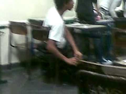 flagra na escola