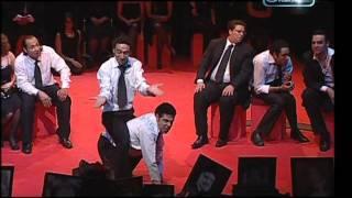 Qahwa Sada مسرحية قهوة سادة