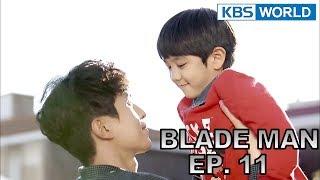 Blade Man   아이언 맨 EP 11 [SUB : KOR, ENG, CHN, MLY, VIE, IND]