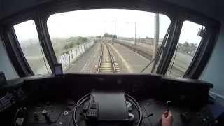 Real Train Driver's View DDZ Utrecht - Woerden - Bodegraven 2015