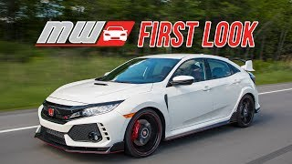 First Look: 2017 Honda Civic Type R - Just our Type