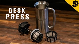 How to Use the Stainless Steel Desk Press