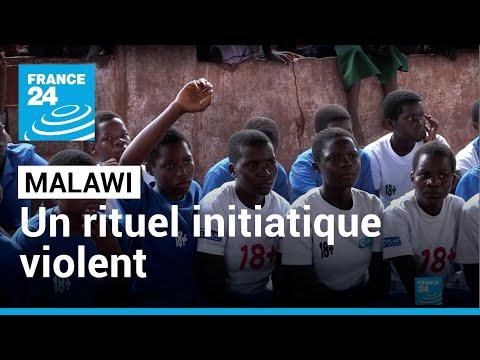 Xxx Mp4 Au Malawi La Violente Initiation Sexuelle Des Jeunes Filles Par Les Hyènes 3gp Sex