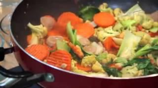 Resep Masakan Membuat Capcay Kuah Enak Lezat