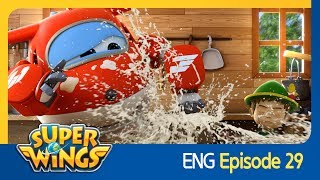 [Super Wings] EP 29 - Cheese Chase(ENG)