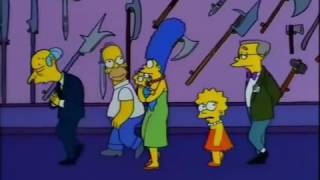 Treehouse of Horror V: The Shinning part 1/4