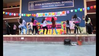 Farewell 2014-15, Dance Performance