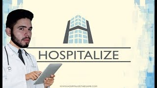 Hospitalize - UM NOVO THEME HOSPITAL??? (Gameplay/PC/PT-BR) HD