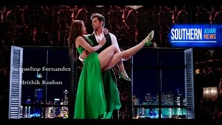 Jacqueline Fernandez and Hrithik Roshan Hot Dance