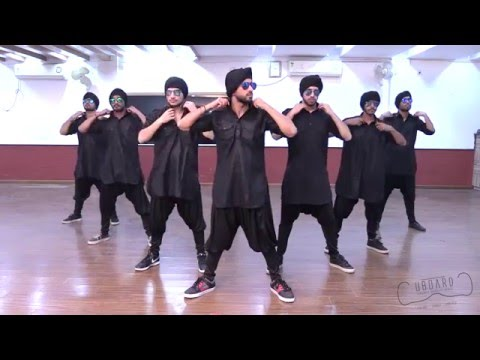 All black (Sukhe ft Raftaar ) - Urban Singh Crew   Uboard India - Segway Dance