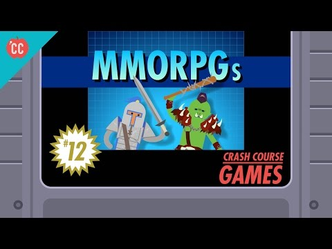 MMORPGs Crash Course Games 12