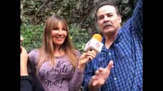 Entrevista a Victoria Ruffo y César Évora (Pareja Tekila)