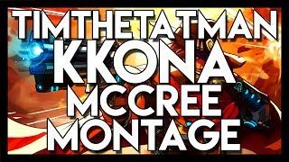 TimTheTatman McCree 'Brotherman Bill' Montage (KKona)