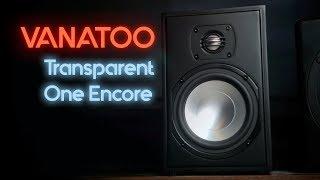 Vanatoo Transparent One Encore Review T1E - Studio Reference Grade!