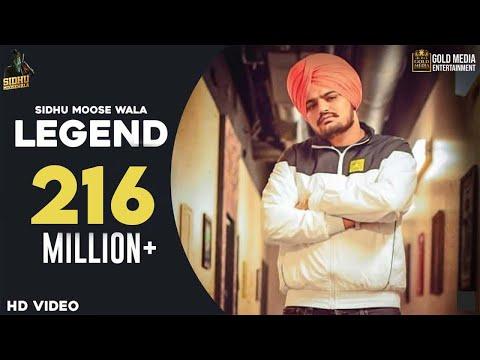 Xxx Mp4 LEGEND SIDHU MOOSE WALA Official Video Latest Punjabi Songs 2019 3gp Sex