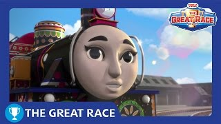 Thomas & Friends™ The Great Race Exclusive 10 Minute Premiere! | The Great Race | Thomas & Friends