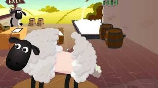Мультик: Баранчик Шон в салоне красоты   /   Sean Little Sheep in the beauty salon
