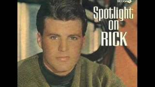 Ricky Nelson.....You Are The Only One  1960