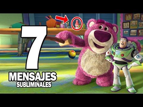 7 Mensajes Subliminales de Disney