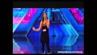 Melanie Amaro - The X Factor US - Audition