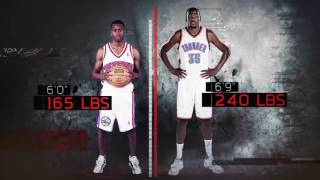 Sports Science - Kevin Durant