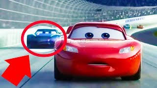 CARS 3: 7 Cosas Que NO Viste, Curiosidades, Referencias a Otras Películas, cameos