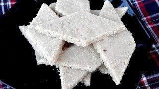মজাদার নারিকেলের / নারকেলের বরফি রেসিপি - Bengali Narikel Narkel Borfi Rannar Recipe - Bangali Ranna