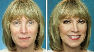 Sexy Mature Glam Makeup Tutorial | OMG 70?!?