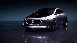 IAA 2017 // Mercedes EQA concept - design