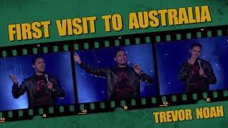 """First Visit To Australia"" - Trevor Noah (Melbourne Comedy Festival)"