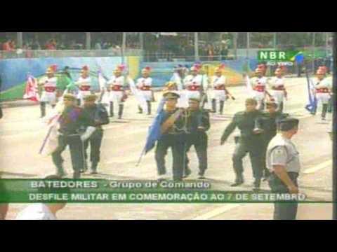 Desfile 7 de setembro 2009 em Brasilia 3