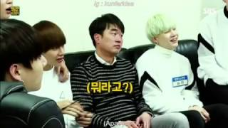 [ INDO SUB ] BTS Introduces their boss
