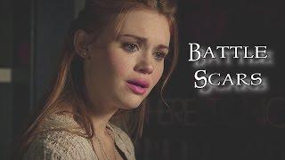 ● multifandom || battle scars