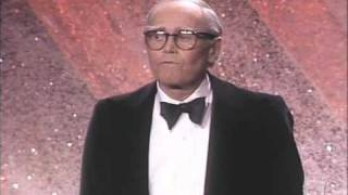 Henry Fonda receiving an Honorary Oscar®