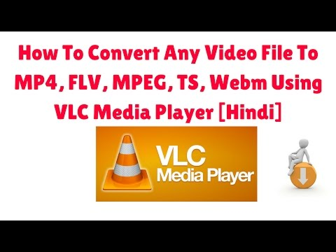 Xxx Mp4 How To Convert Any Video File To MP4 FLV MPEG TS Webm Using VLC Media Player Hindi 3gp Sex