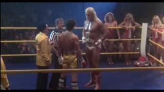 Rocky Balboa VS Hulk Hogan